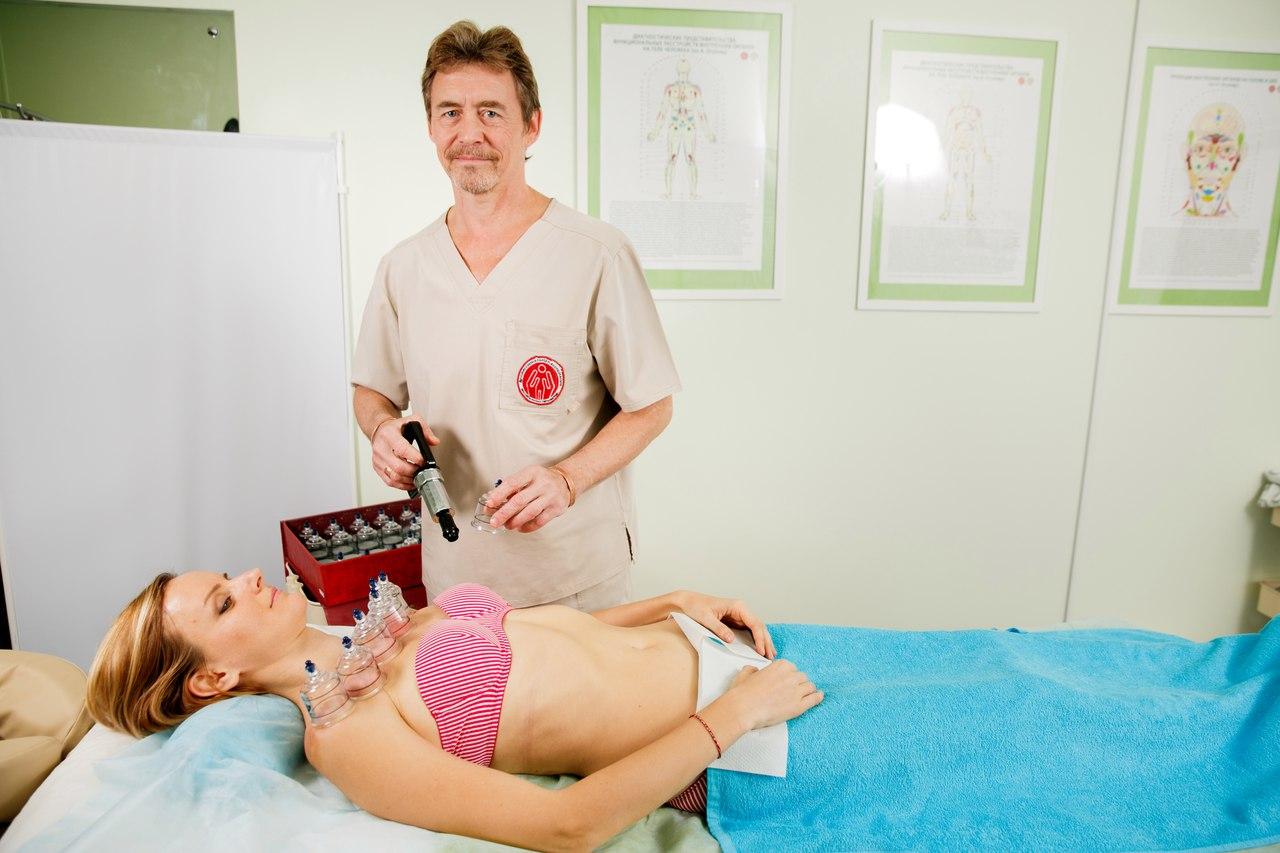 вакуумная терапия