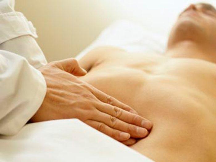 висцеральная терапия для борьбы с гастритом