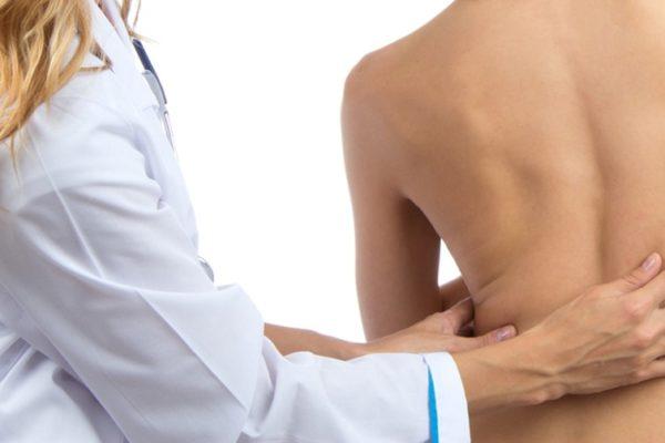 лечение сколиоза в медицинском центре