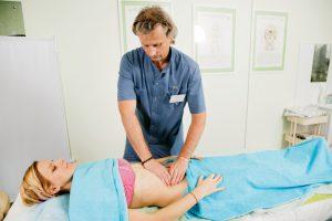 висцеральная терапия в клинике Дворец Здоровья